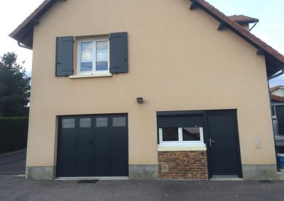 Portails, Volets battants, Volets roulants, Portes de garages